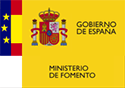 Spanish Ministry of Public Works logo